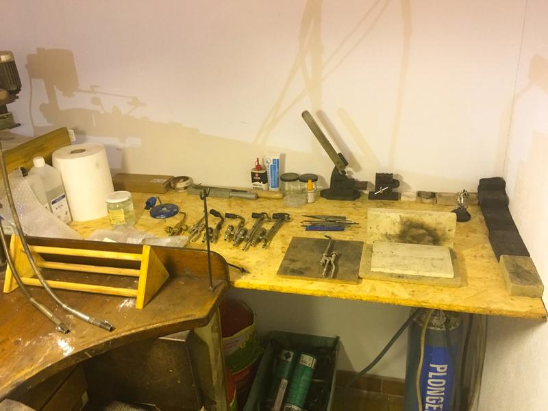 Mon nouvel atelier  Cc74bb10