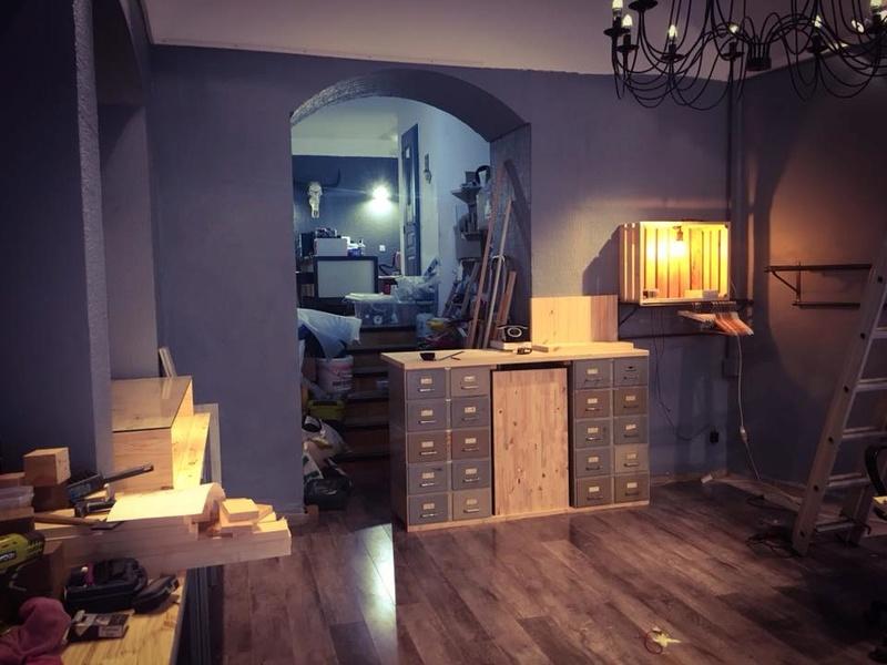 Mon nouvel atelier  Vikana22