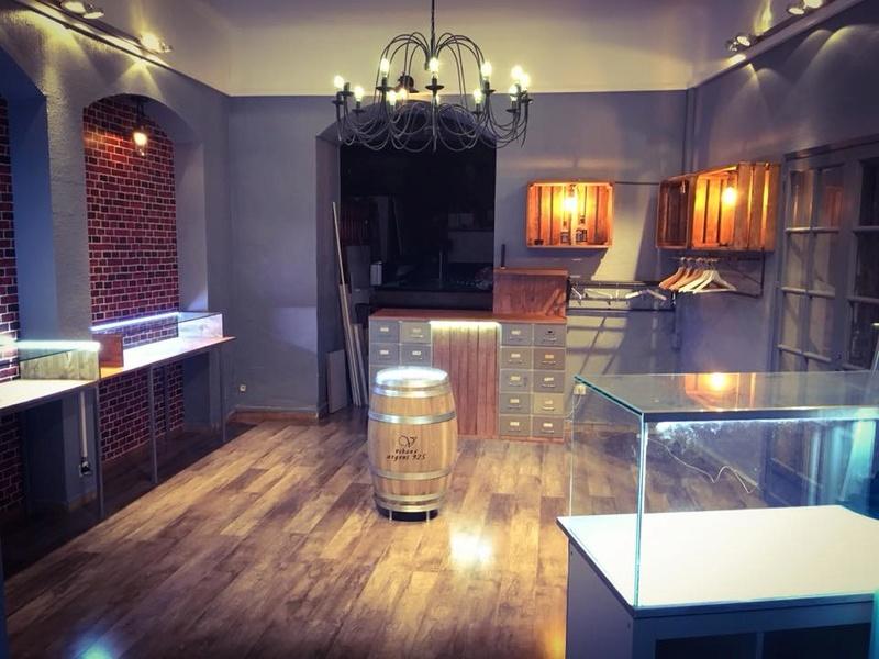 Mon nouvel atelier  Vikana26