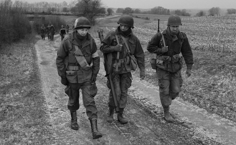 In the Footsteps of the 17nd Airborne - March 18, 2018 116
