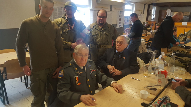 In the Footsteps of the 17nd Airborne - March 18, 2018 20180310