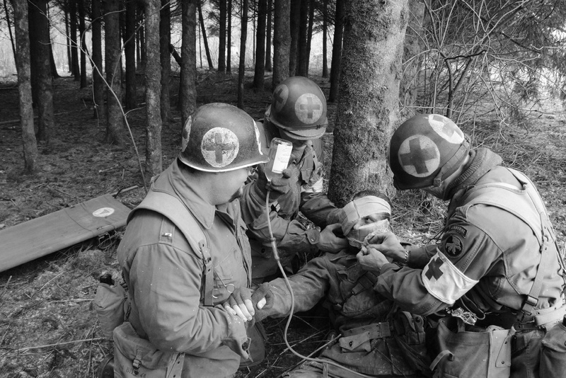 In the Footsteps of the 17nd Airborne - March 18, 2018 28947610