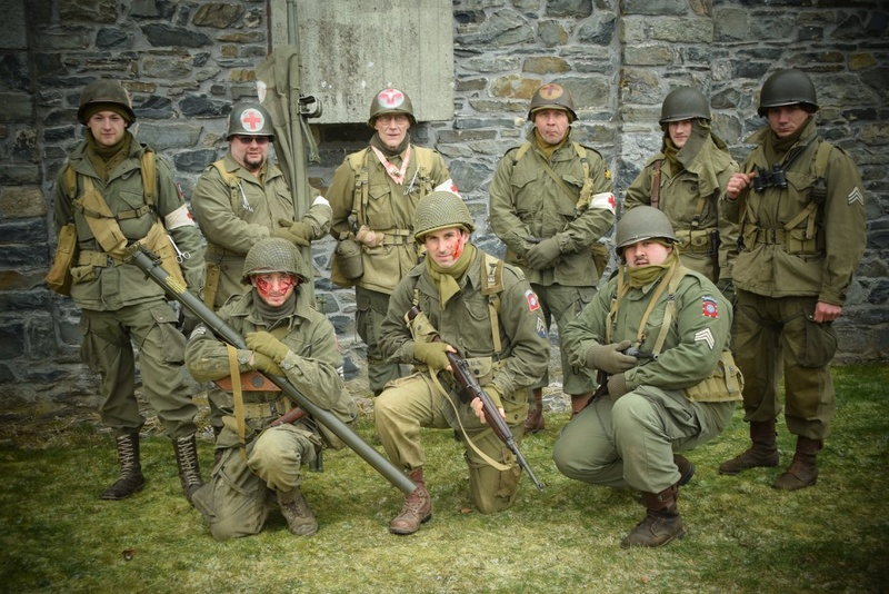 In the Footsteps of the 17nd Airborne - March 18, 2018 29342310