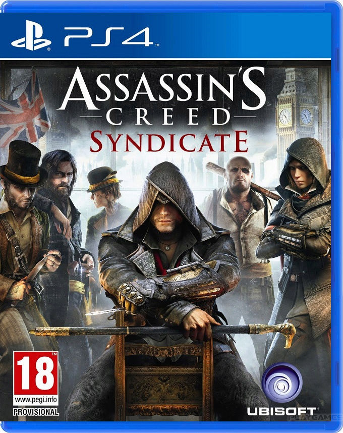Assassin's Creed Syndicate[PKG][Multi] 11139_10