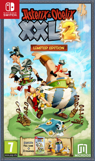 Asterix & Obelix XXL 2 [NSP][2 host] 3max10