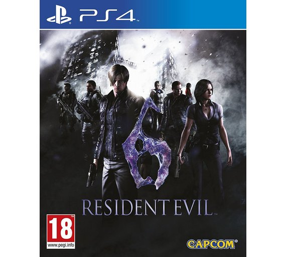Resident - Resident Evil 6 [PKG][Multi] 66934810