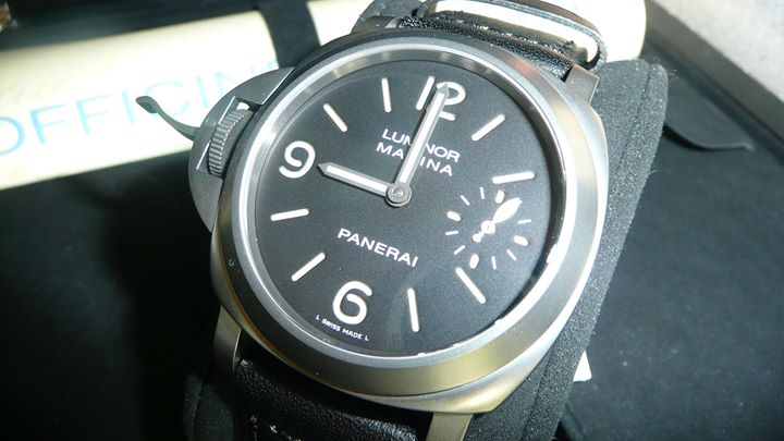 Vends PAM 026 never worn private collection Pam02610