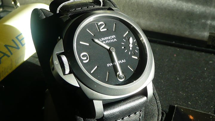 Vends PAM 026 never worn private collection Pam_0212