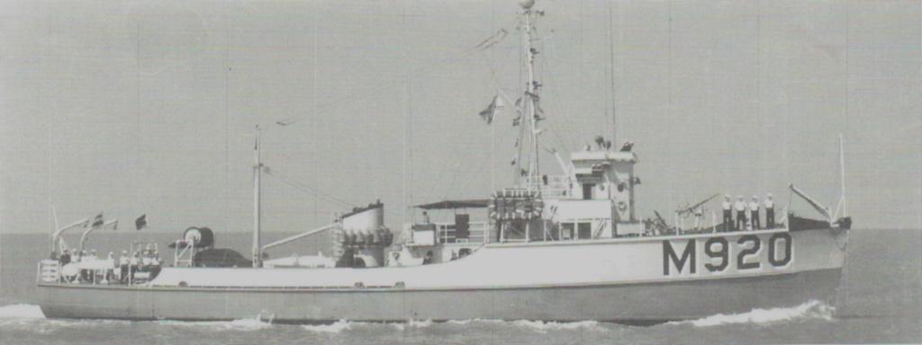 M920 Diksmuide M920-110