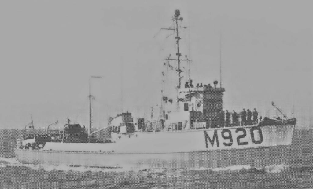 M920 Diksmuide M920-210