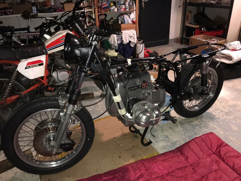 R90S DE 1975 en restoration avec photos  - Page 2 D3122110