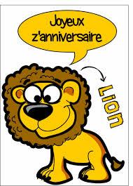 Ze m'appelle Lion - Page 32 Annive10