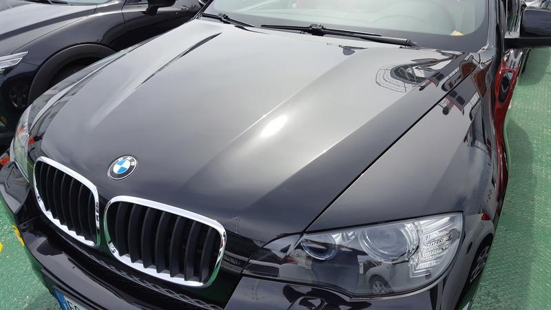 My BMW X6 BlackSapphire 20180412