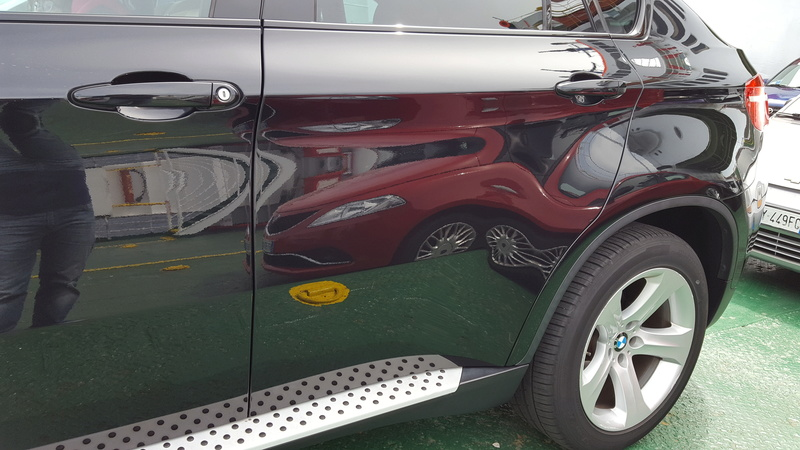 My BMW X6 BlackSapphire 20180413