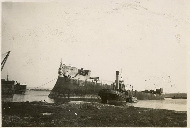 La flotte des russes blancs du Général Wrangel 1934_g10