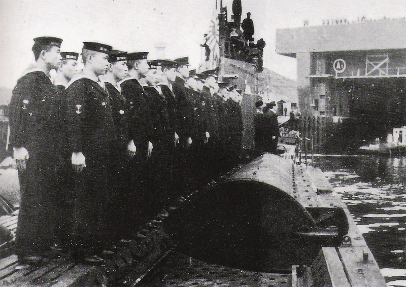 U Boot  au Japon  1943_811