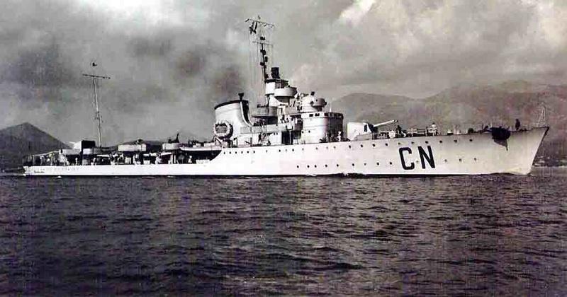 Destroyers italiens (Cacciatorpedinière) - Page 2 1_cami10