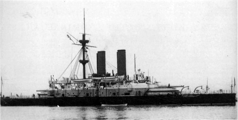 Les premiers cuirassés britanniques 1860-1889 1_coll10