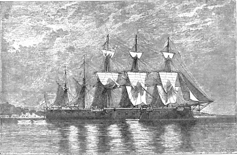Les premiers cuirassés britanniques 1860-1889 2_agin10