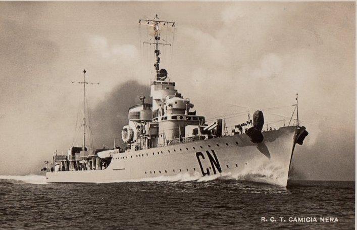 Destroyers italiens (Cacciatorpedinière) - Page 2 2_cami10