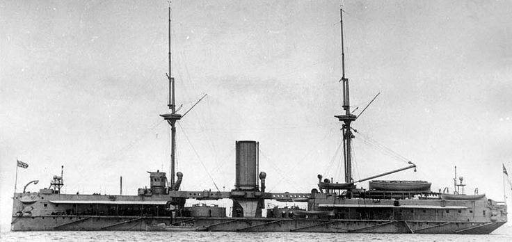 Les premiers cuirassés britanniques 1860-1889 2_colo10