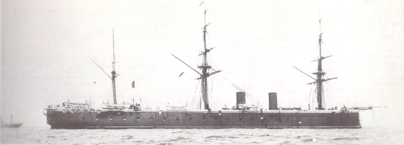 Les premiers cuirassés britanniques 1860-1889 2_mino10