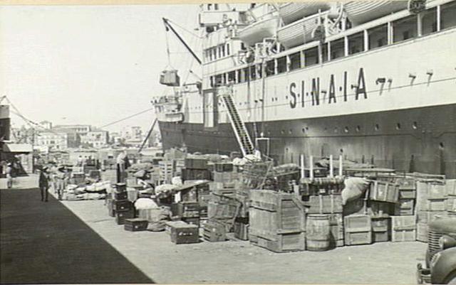 Les paquebots et cargos armés en guerre  - Page 7 2_sina10
