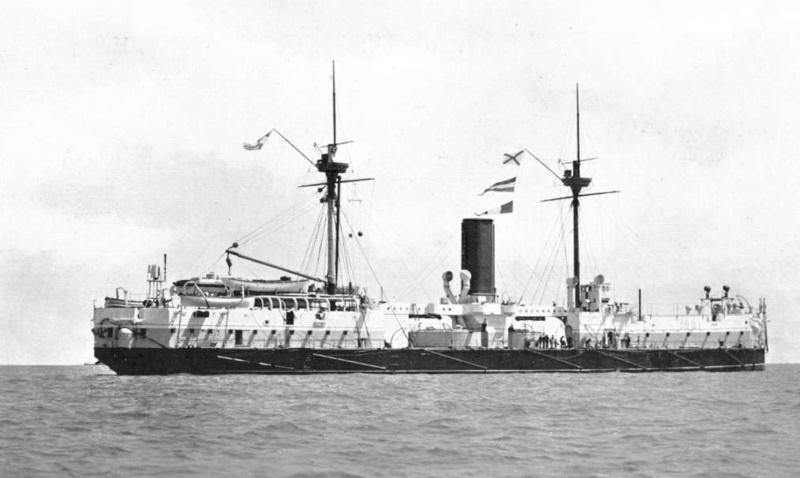 Les premiers cuirassés britanniques 1860-1889 3_edin10