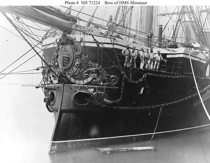Les premiers cuirassés britanniques 1860-1889 4_mino12