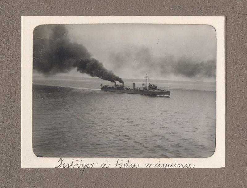Marine chilienne du 19ème Dd110