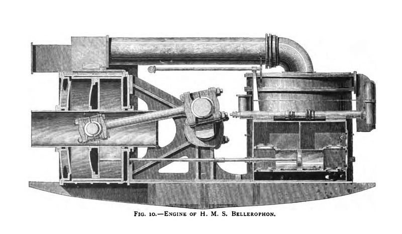 Les premiers cuirassés britanniques 1860-1889 Hms_be12