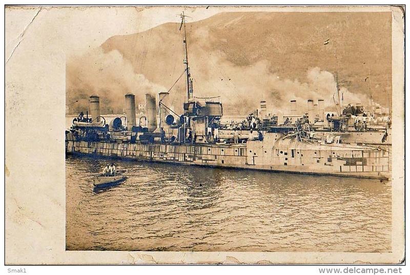 Marine Austro-Hongroise  - Page 2 Huszar11