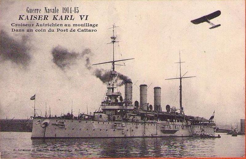 Marine Austro-Hongroise  - Page 2 Kaiser10