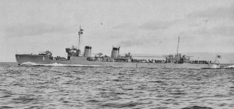 Destroyers japonais - Page 5 Kamika10