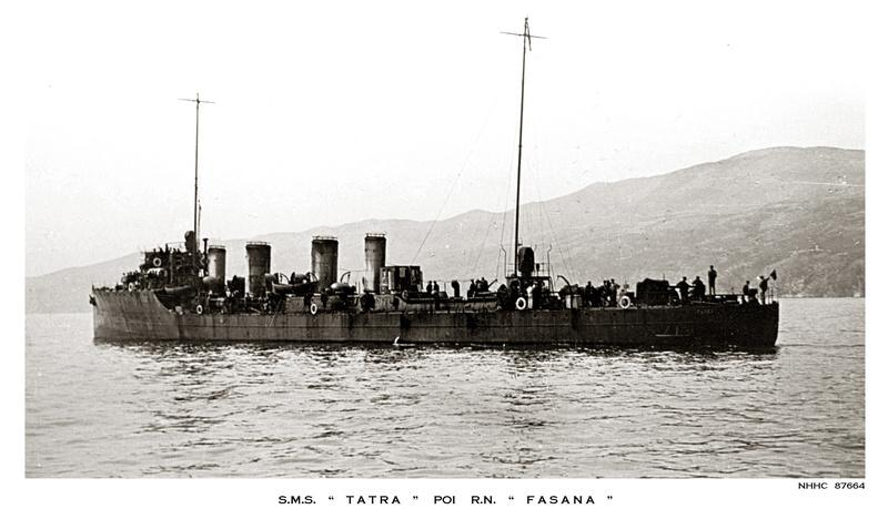 Marine Austro-Hongroise  - Page 2 Tatra_10