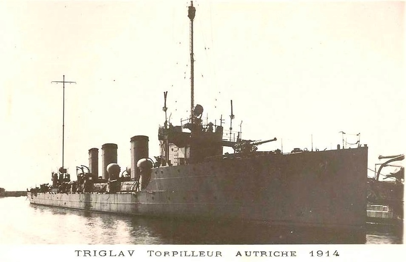 Marine Austro-Hongroise  - Page 2 Trigla10