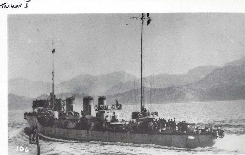 Marine Austro-Hongroise  - Page 2 Trigla11