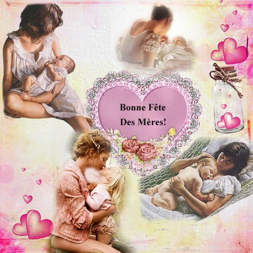 Vote sur le concours fête des mères Defife15