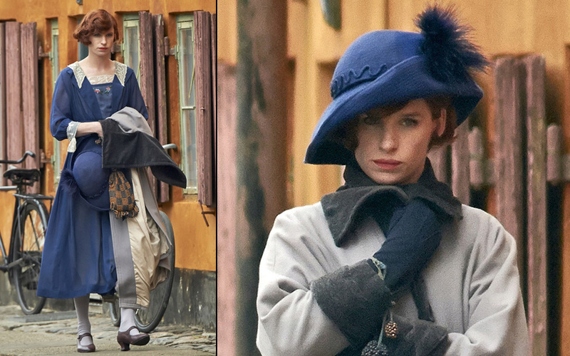 film ''The Danish Girl'' Film110