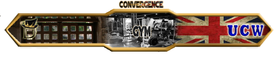 Convergence headers Gym10
