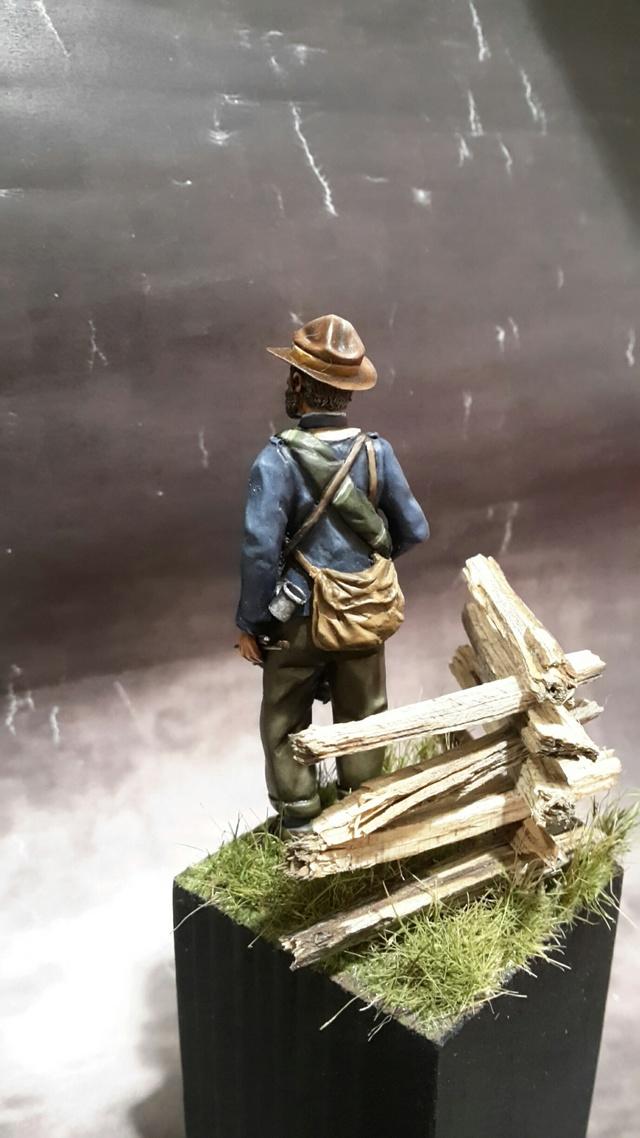 la guerre de secession Confédéré par BONO 20180134