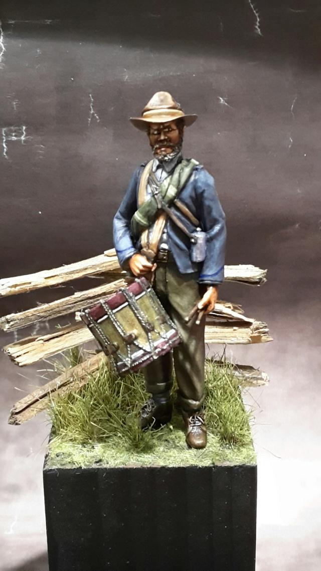 la guerre de secession Confédéré par BONO 20180135