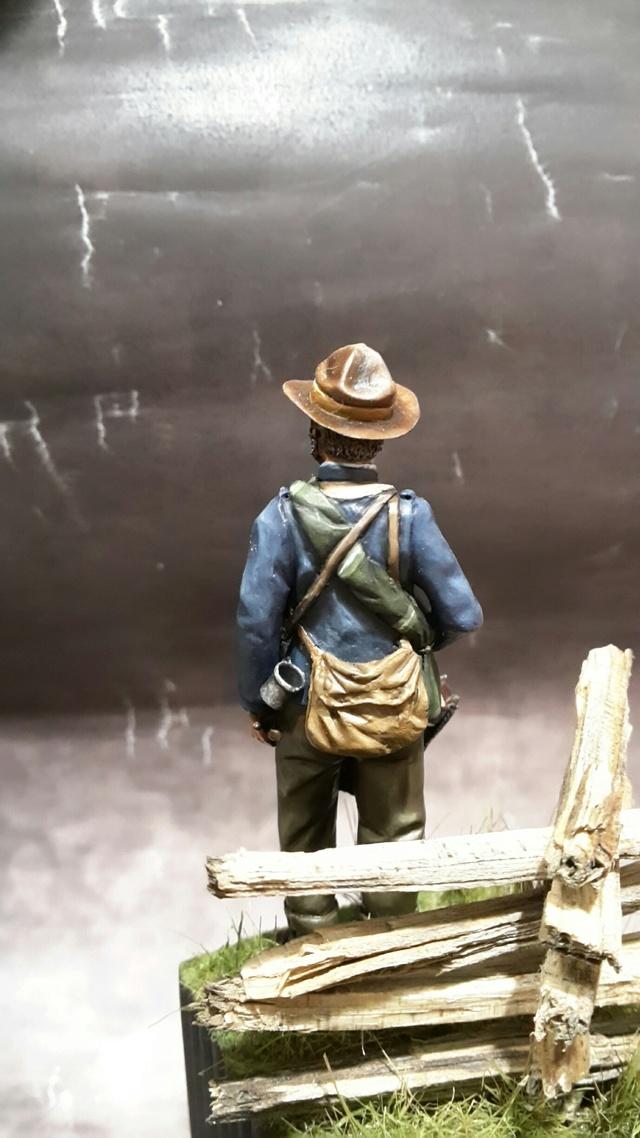 la guerre de secession Confédéré par BONO 20180136