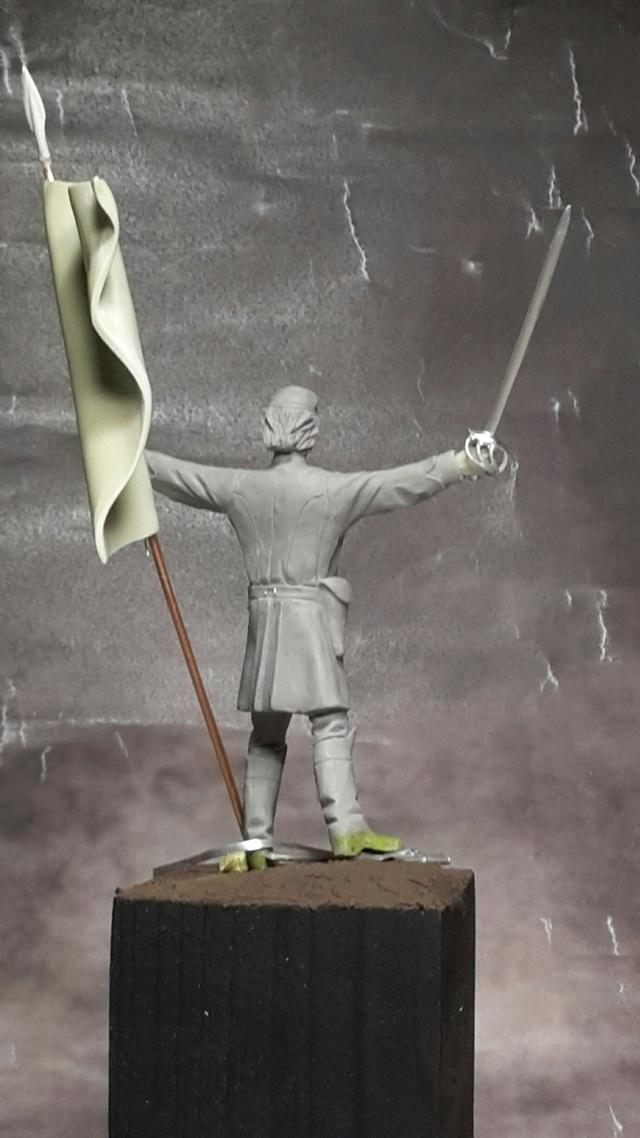 "(FINI) Guerre de secession ""le colonel boy"" par BONO 20180225"