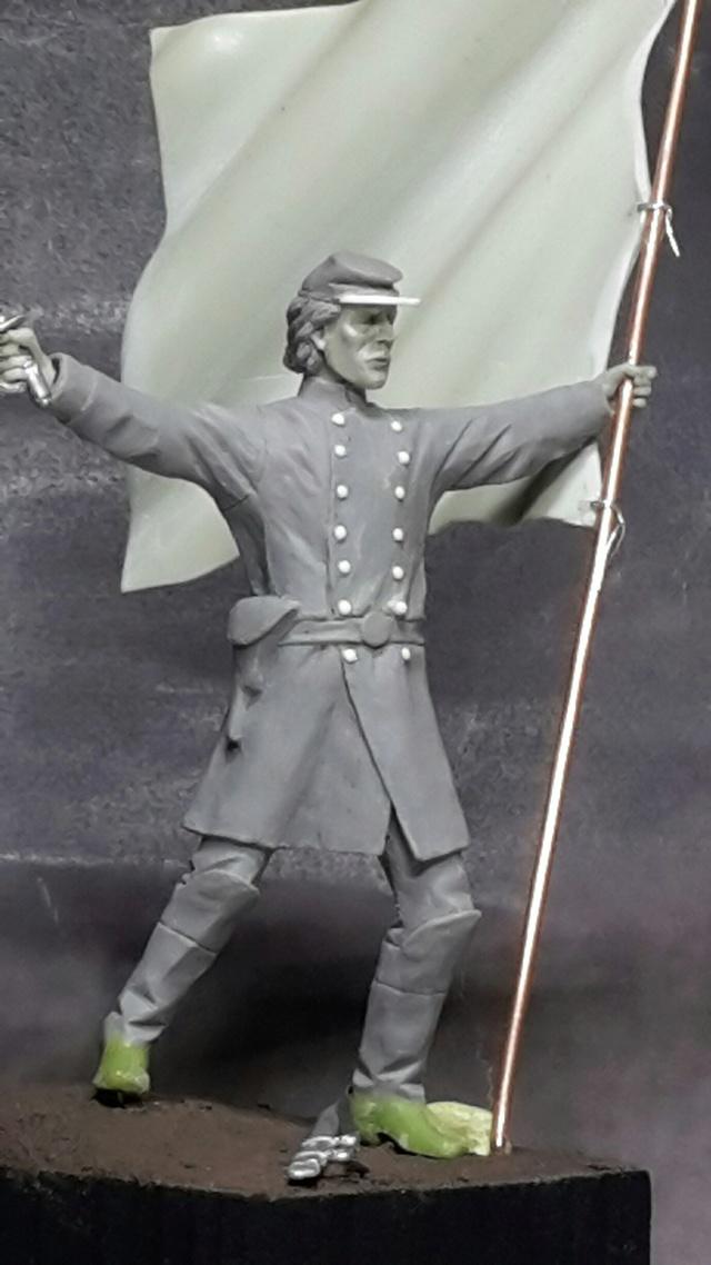 "(FINI) Guerre de secession ""le colonel boy"" par BONO 20180227"