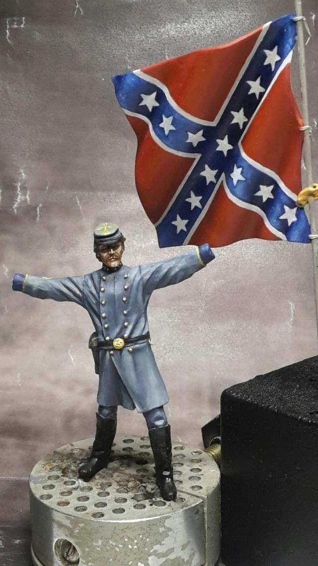 "(FINI) Guerre de secession ""le colonel boy"" par BONO 20180323"