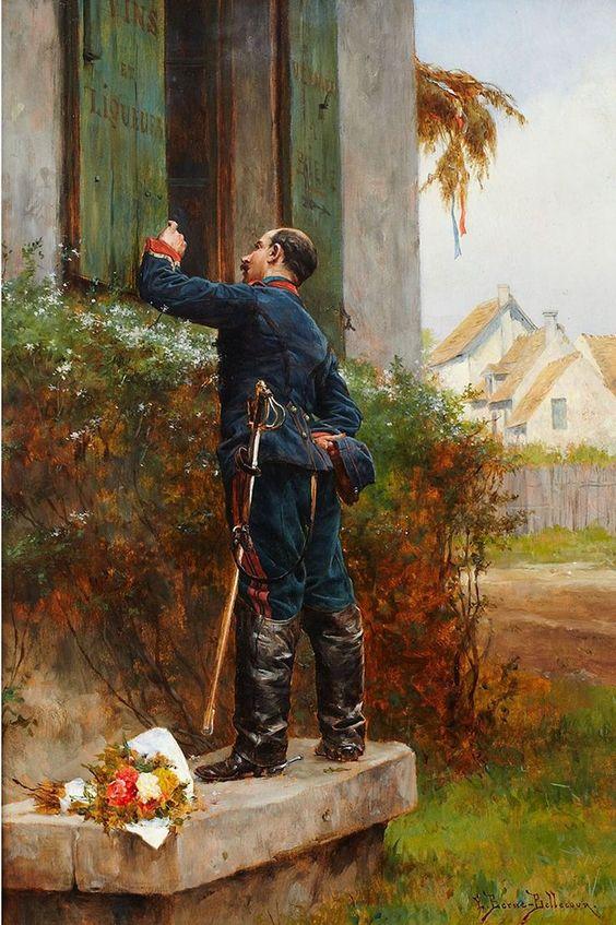 FIN - artilleur à cheval période 1873-1880 par BONO 8f3a8a11