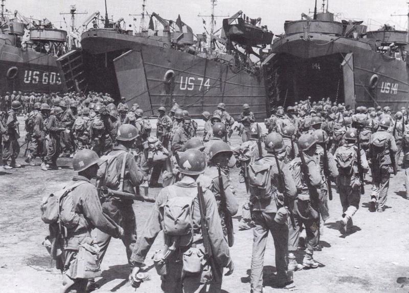 WWII la libération d'Aix en Provence par BONO (FIN) - Page 2 Embarq10