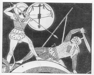 Sparte et Perses aux Thermopyles ( par GIAMILOS ET BONO) TERMINÉ Sparab10