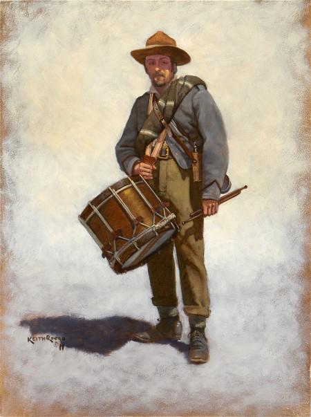 la guerre de secession Confédéré par BONO Tambou11